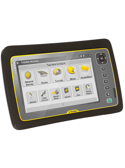 Trimble Tablet Rugged PC, Trimble Access, radio, extended batteries фото