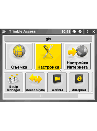 Trimble Access фото
