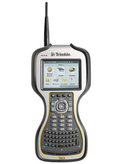 Trimble TSC3, Access, radio, QWERTY фото