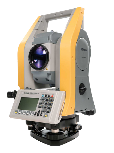 "Тахеометр Trimble C3 3"" LP фото"