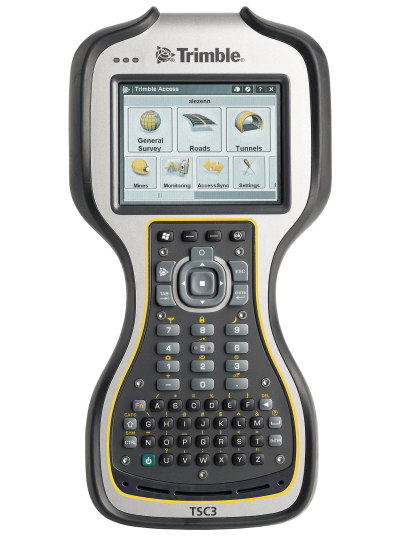 Trimble TSC3, Access GNSS, no radio, ABCD фото