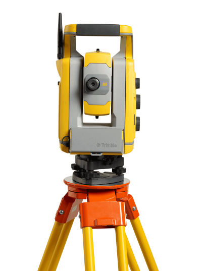 "Тахеометр Trimble S5 1"" Robotic, DR Plus фото"