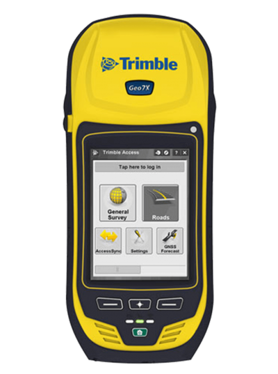Trimble Geo 7X and Rangefinder Module фото