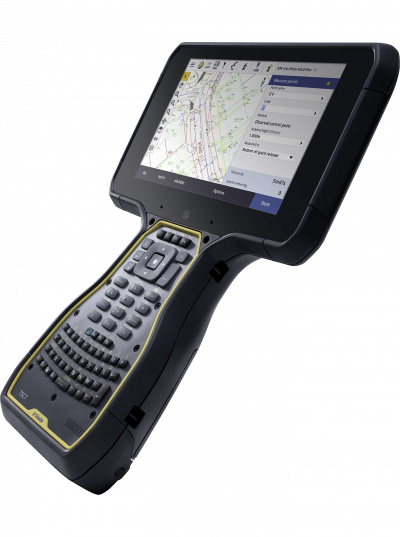 Trimble TSC7 controller, QWERTY, Trimble Access full фото