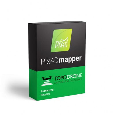 Pix4Dmapper, Perpetual License, 1-Year Support фото