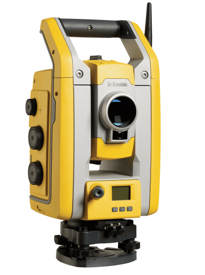 "Тахеометр Trimble S5 3"" Robotic, DR Plus фото"