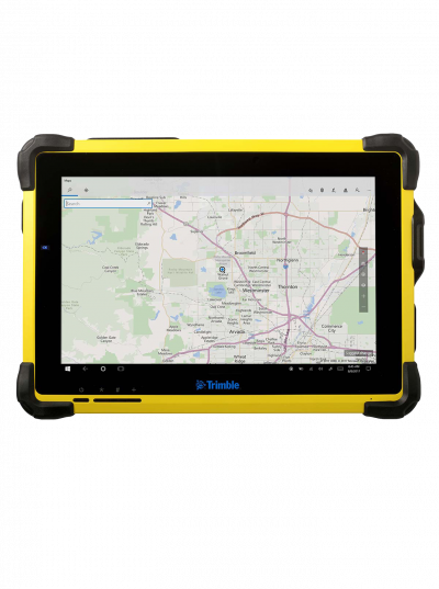 Trimble T10 Tablet, 2.4GHz Spread-spectrum radio, with Trimble Access (International) фото