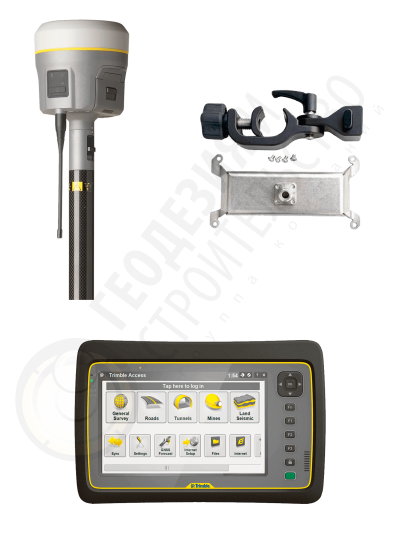 Trimble R10 Radio+Tablet фото
