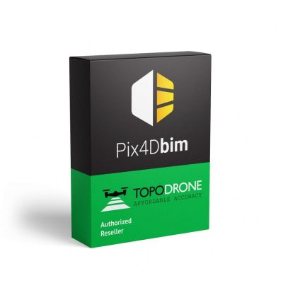Pix4Dbim, 1-Year License, 2 PC фото
