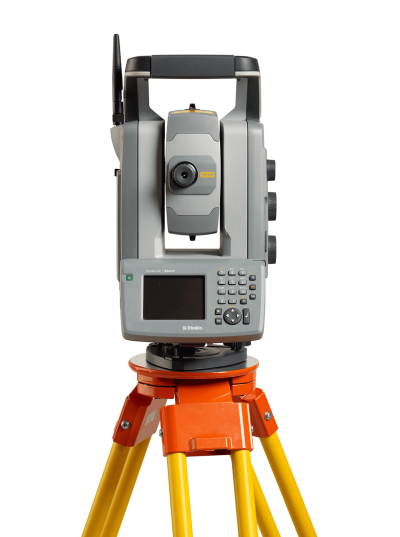 "Тахеометр Trimble S9 1"" Robotic, DR HP, FineLock фото"