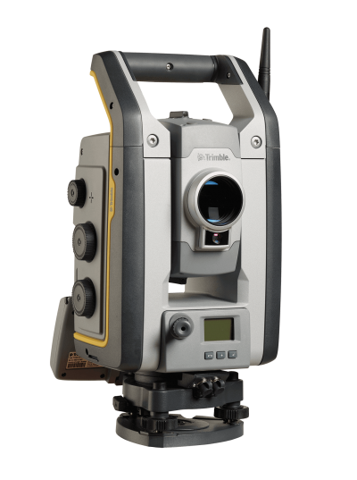 "Тахеометр Trimble S7 5"" Robotic, DR Plus, Trimble VISION, FineLock, Scanning Capable фото"