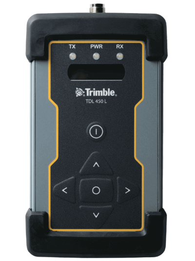 Радиомодем Trimble TDL 450L UHF System Kit 410-430 МГц фото